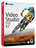 Software - Corel VideoStudio Pro X7
