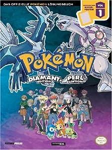 Pokémon - Diamant & Perl Edition Offizieller Spieleberater