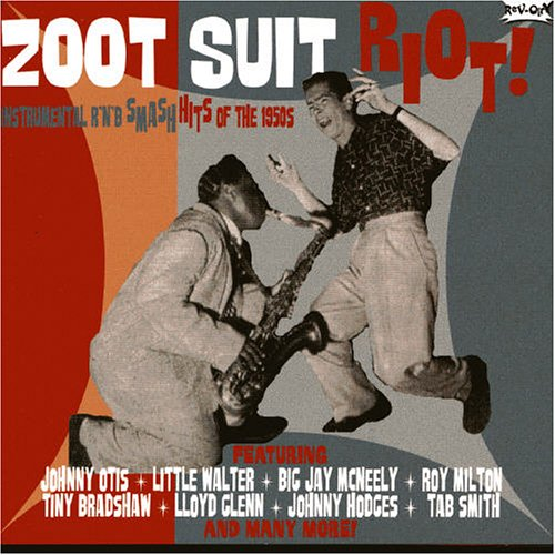 Nelly - Zoot Suit Riot: Instrumental R