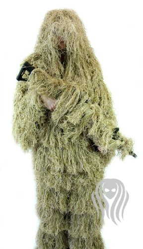 Ghost Ghillie Suit (Dry Grass, Regular)