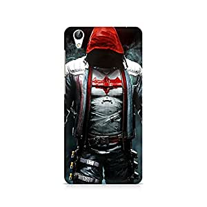 Ebby Redhood Equipment Premium Printed Case For Vivo Y51L