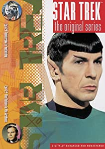 Star Trek - The Original Series, Vol. 11, Episodes 21 & 22: Tomorrow is Yesterday/ The Return of the Archons