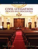 img - for New York Civil Litigation: Process and Procedures (2nd Edition) book / textbook / text book
