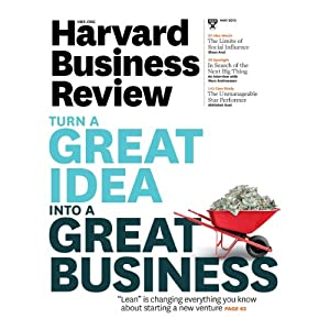 Harvard Business Review, May 2013 | [Harvard Business Review]