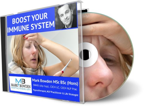 Boost Your Immune System Hypnosis Cd