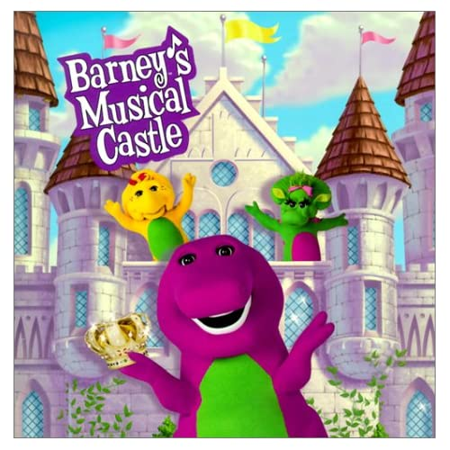 Barney's Musical Castle: Guy Davis, Dennis Full, Jay B. Johnson