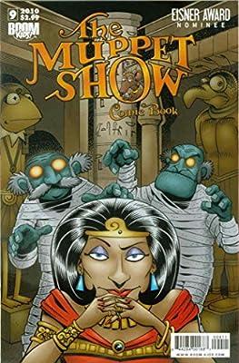 Muppet Show, The: Comic Book #9 VF/NM ; Boom! comic book