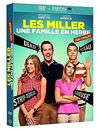 Les Miller, une famille en herbe - Non censuré - DVD + Copie digitale