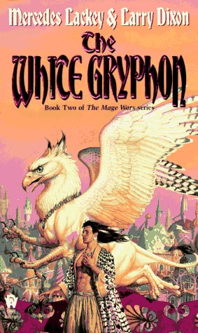 The White Gryphon (Mage Wars)