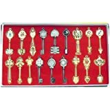 superstore Fairy Tail Key chain set (18 pcs) -- Yao Design