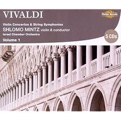 Violin Concertos & String Symphonies