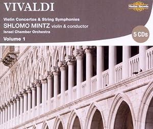Concertos Violin & String Symphony Vol. 1