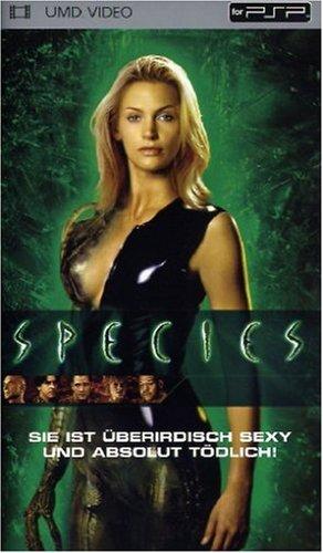 Species [UMD Universal Media Disc]