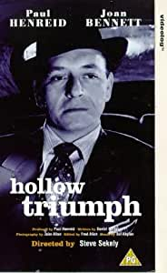 Hollow Triumph [VHS]