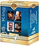echange, troc Coffret Stephen King 4 DVD : La Ligne verte / Coeurs perdus en atlantide / Shining / Dolores Claiborne