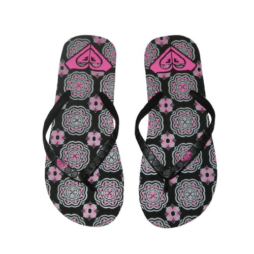 Cheap ROXY TAHITI Womens Shoes: Thong Sandals / Slippers / Flip Flops – Size: 6 (B003O22RI4)