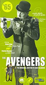 The Avengers '65, Vol. 1: The Town of No Return & The Gravediggers [VHS]