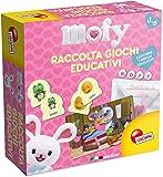 45686 Lisciani - Mofy Colección de Juegos Didácticos