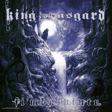 Fi'mbulvntr by King of Asgard (2010) Audio CD