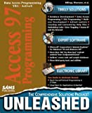 Access 97 Programming Unleashed with CDROM