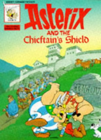 Asterix and the Chieftain's Shield (Classic Asterix paperbacks), Rene De Goscinny