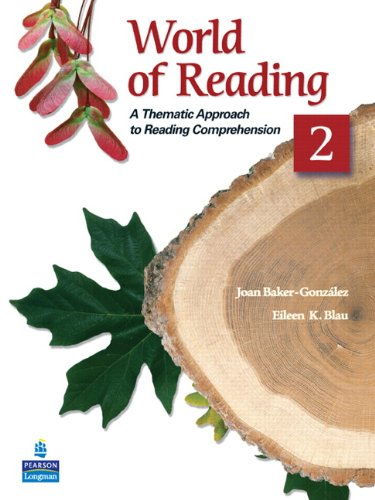 World of Reading 2: A Thematic Approach to Reading...