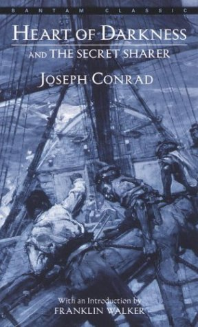 Heart of Darkness & The Secret Sharer (Bantam Classics), JOSEPH CONRAD