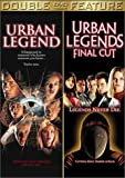 Urban Legend & Urban Legend: Final Cut [DVD] [1999] [Region 1] [US Import] [NTSC]