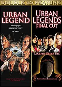 Urban Legend/Urban Legends: Final Cut (Bilingual) [Import]