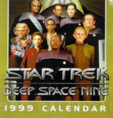 Cal 99 Star Trek Deep Space Nine Calendar