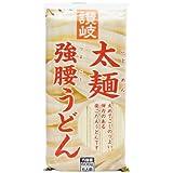 さぬきシセイ 「讃岐太麺強腰うどん」 6人前(600gx20袋入)1ケース
