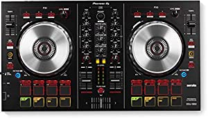 Pioneer DDJ-SB2 DJ Controller & Magma MGA47970 Control-Case XL w/ Pig Hog Cable - Bundle