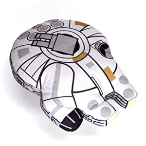 Comic Images Millenium Falcon Plush Toy Vehicle by Comic Images