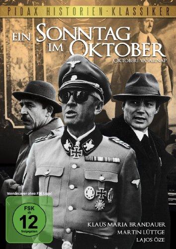 Ein Sonntag im Oktober (Pidax Film-Klassiker)