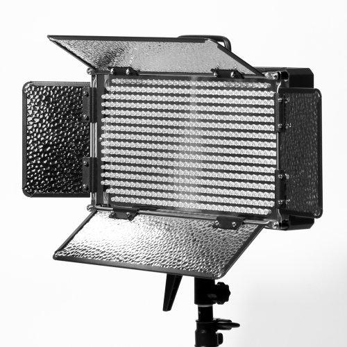 Battery--World 30W Ultra High Power 500 LED Portable Light Panel Video Photo Photography Lighting / Light Panel... Black Friday & Cyber Monday 2014
