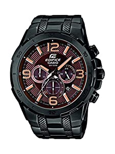 Casio EFR-538BK-5AVUEF Edifice Chronograph Mens Watch