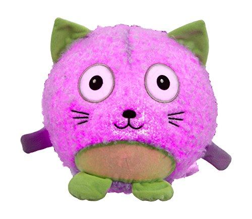 Vivid Imaginations oodlebrites luminoso Cat peluche (Multicolor)