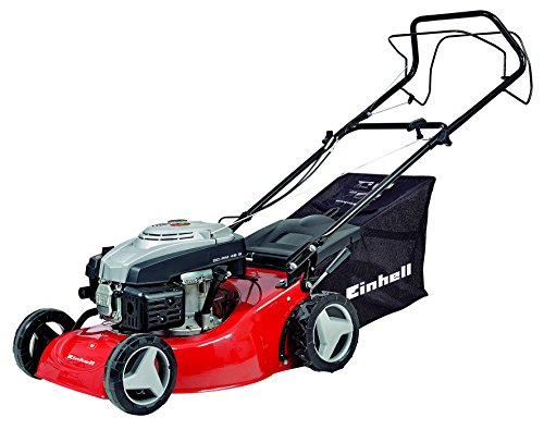 Einhell GC-PM 46 S Self Propelled Petrol Lawnmower with 46 Cm Cutting Width