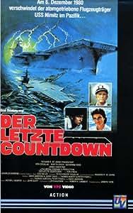 Der letzte Countdown [VHS]