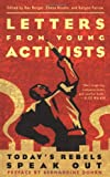 Letters from Young Activists: Today's Rebels Speak Out (1560257474) by Berger, Dan