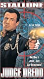 echange, troc Judge Dredd [VHS] [Import USA]