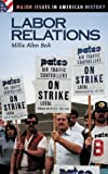 img - for Labor Relations (Major Issues in American History) book / textbook / text book