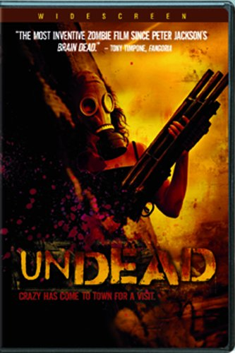 Cover art for  Undead