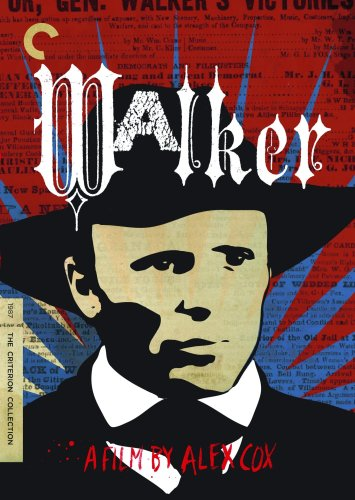 Cover art for  Walker (The Criterion Collection)