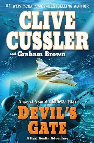 book cover of Devil\'s Gate