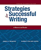 Strategies for Successful Writing, Concise Edition (11th Edition) Front Cover