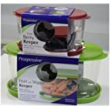 Progressive Berry Fruit and Veggie Keeper Set