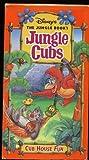 Jungle Cubs: Cub House Fun