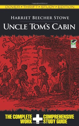 Uncle Tom'S Cabin (Dover Thrift Study Edition) front-960096