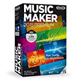 Software - MAGIX Music Maker 2015 Premium